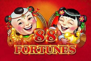Tragamonedas 88 Fortunes