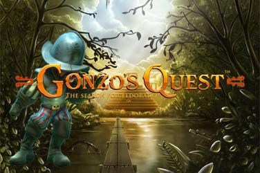 Tragamonedas Gonzo's Quest